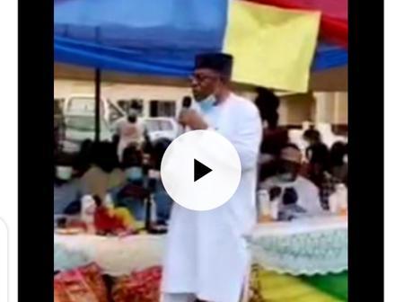 2023 presidency: Ghana-must-go on display as Faleke, Tinubu boys begin mobilization [VIDEO]