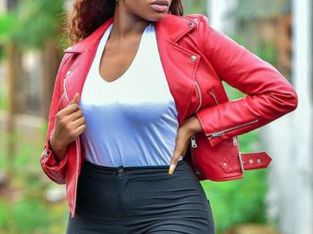 7 powerful photos of Wendy Shay that no man can resist.
