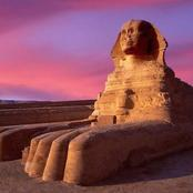 The Story Behind The Sphinx of Giza