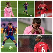 Coutinho to miss Juventus game, Griezmann can't play football anymore, Pogba nothing but a problem.