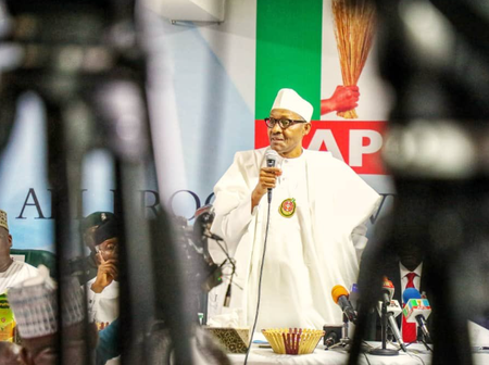 President Buhari Laments On The Murder Of Nassarawa State APC chairman