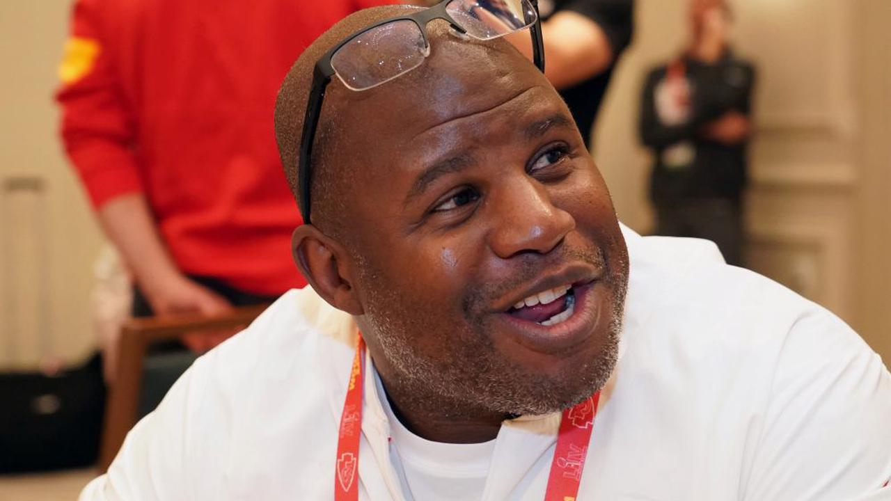Chiefs OC Eric Bieniemy is a big fan of Browns head coach Kevin Stefanski and DC Joe Woods