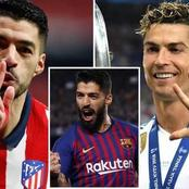 Barcelona Are Missing Luis Suarez Like Real Madrid Missed Cristiano Ronaldo-Says Diego Forlan