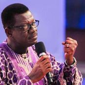 You have won so start rejoicing- Mensah Otabil makes another bold revelation