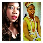 See Photos Of The First Lady Of An African Country Who Has Produced and Featured In Nollywood Movie