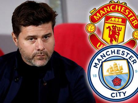 Manchester United and Manchester City Both Interested in Pochettino