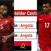 See Nani, Bosingwa Semedo and other Portugal players that are from African origin (Photo)