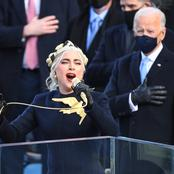 See The Lady That Sang The American National Anthem During Joe Biden's Inauguration Today