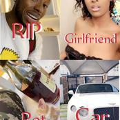 The Record Label Boss Who Just Committed Suicide: Check Out Photos Of His Girlfriend, Pets And Cars