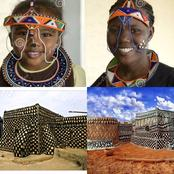 They Aren't Educated But Are Very Talented When It Comes To Art And Designs; Meet The Gurunsi Tribe