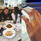 Here's Proof Showing AKA Really Proposed To Nelly In May 2020 Not Now