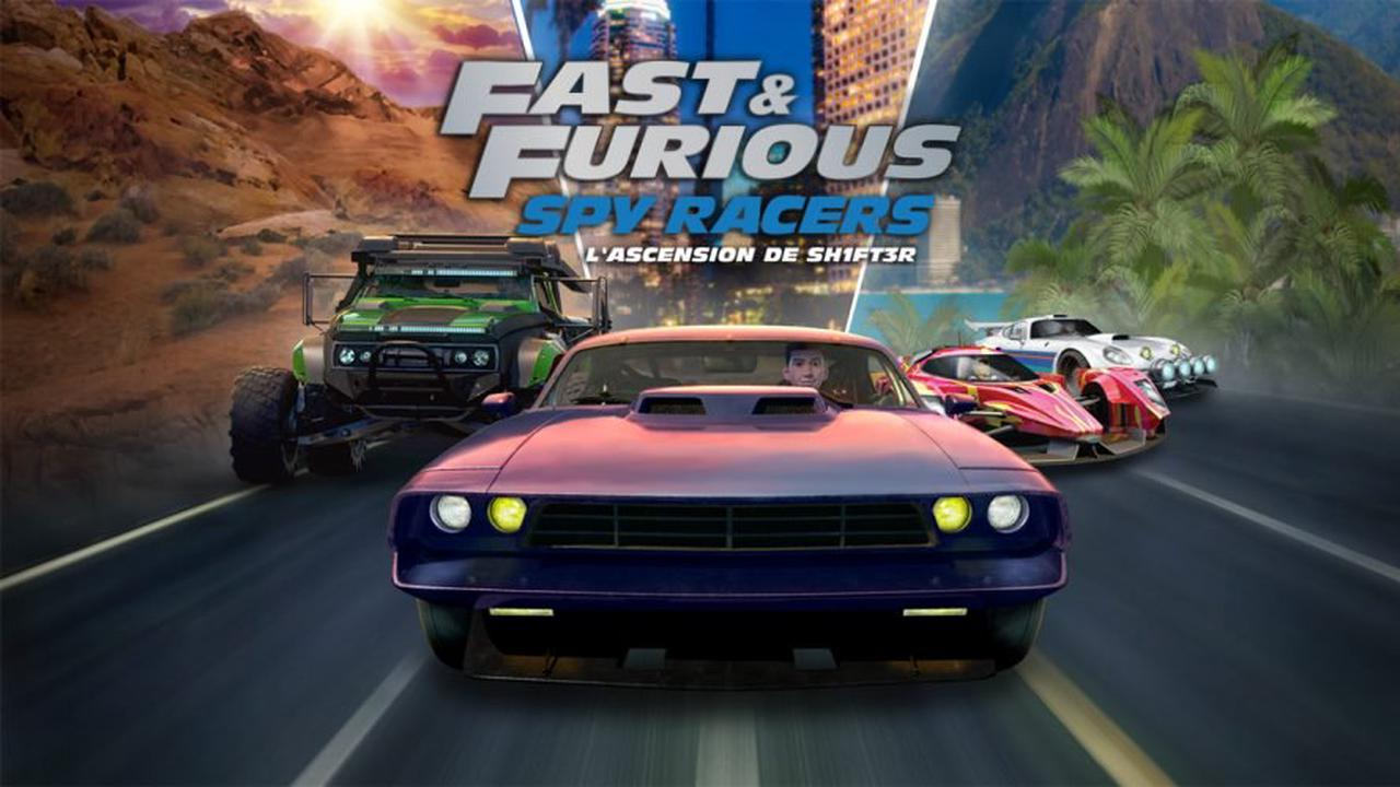Aujourd'hui, nous streamerons Fast & Furious !