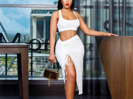 The Hottest Curvy Woman Took Social Media By Suprise
