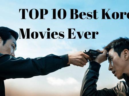 Top 10 best Korean movies ever