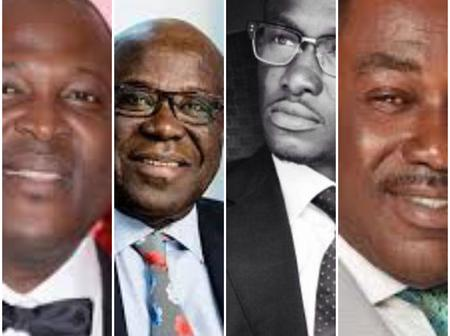 Who is the richest person in Ghana?