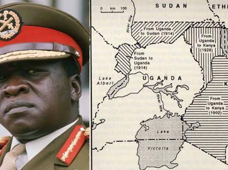 These Parts Of Kenya Were Once Eastern Uganda Before Being Transferred To Kenya