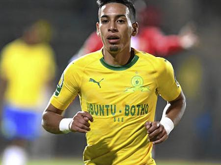 The Secret is Out: Mamelodi Sundowns Play-maker Breaks the Silence. See this