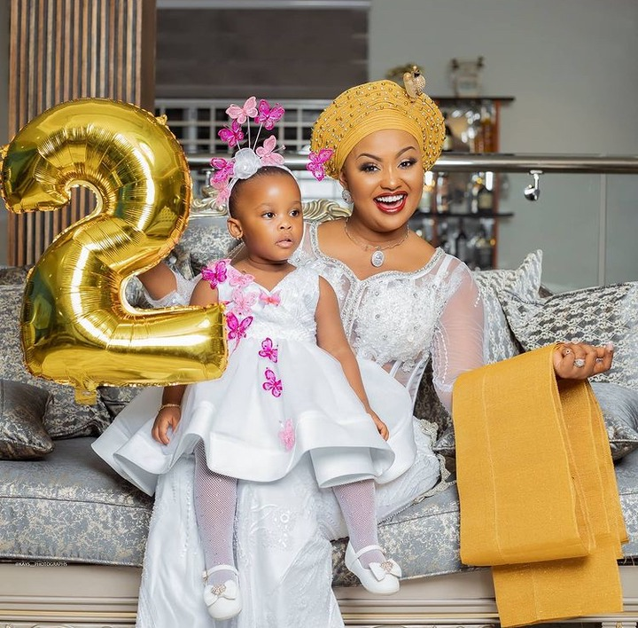 9cef8b79bb30462db06220a50c26e012?quality=uhq&resize=720 - Nana Ama Mcbrown Floods Social Media With Lovely Unseen Photos Of Baby Maxin As She Turns Two Years Old