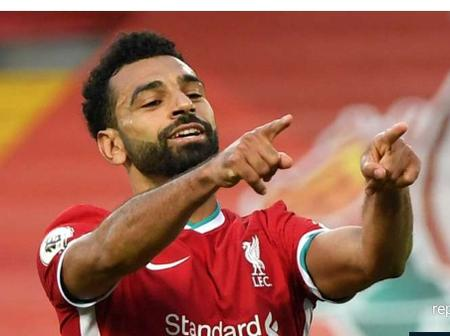 Jurgen Klopp Confirms Liverpool Star Mohamed Salah Has Tested Negative For Covid-19