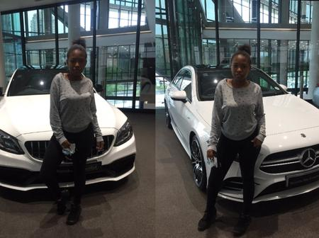 She got 2 expensive Cars as birthday gift? Young woman got people talking