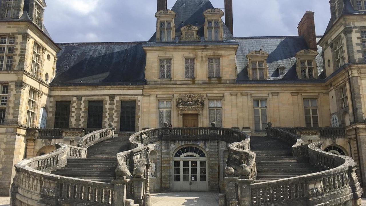 Journées du Patrimoine 2021 au château de Fontainebleau (77)