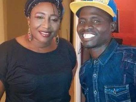 Photos Of Mama G With Ibro, Sam loco, And Other Celebrities