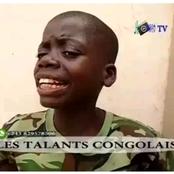 Finalement la FIFA a décidé d'accompagner le petit congolais affamé du journalisme sportif