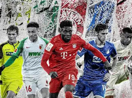 Germany Bundesliga Results, Fixtures and Table