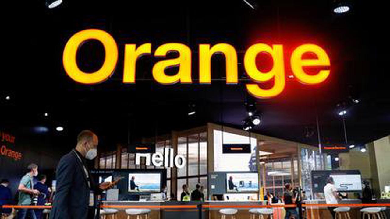 Perte nette de 2,76 milliards d'euros pour Orange au premier semestre