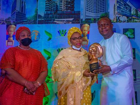 'I am an Avowed Champion for Women'  VCO Declares as he Chaired Most Valuable Govs Wives Awards.