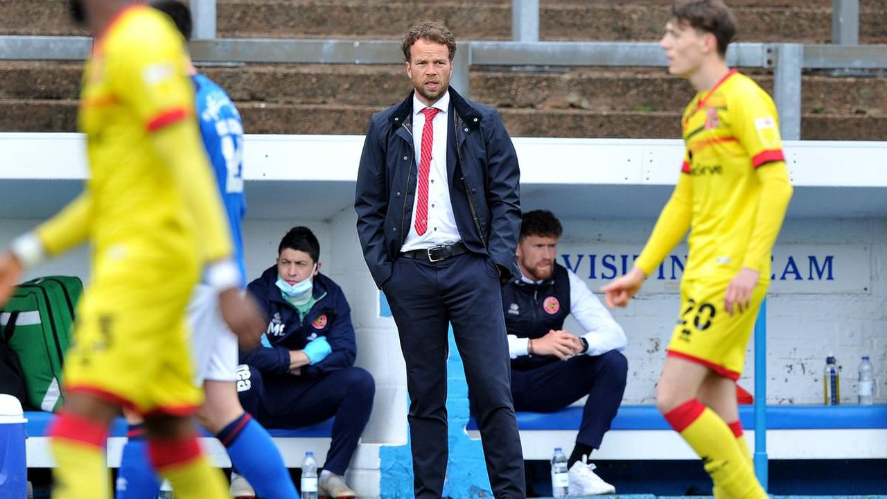 Ex-boss Brian Dutton: Walsall should re-sign loanees