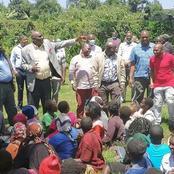 PHOTOS: Joash Maangi, Charles Nyachae Attracts