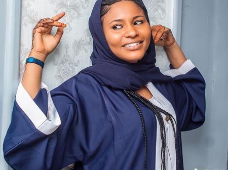 Meet Popular Kannywood Actress Zarah Muhammed Known As Jakadiyar Arewa (Photos)