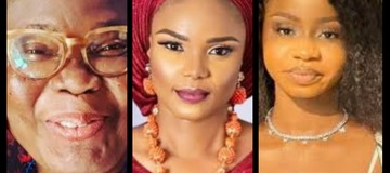 PHOTOS: 3 Generations Of 10 Beautiful Nollywood Actresses