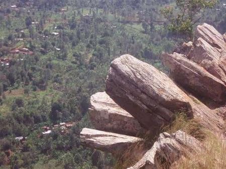 Sad as a Girl Dies After Falling From Karue Hill In Embu County