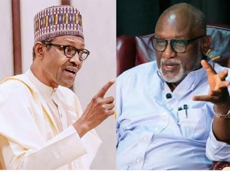 2023 General Election Might Be Threatened If Insecurity Situation In The Country Worsens - Akeredolu