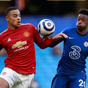 Defensive Chelsea Secures A Point Against Manchester United