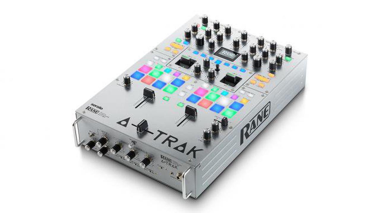Battlemixer für Profi-DJs zum Scratchen von Rane