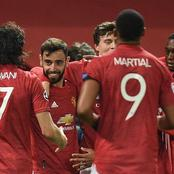 PLAYER RATING: Manchester United Player Rating Vs Istanbul, As Bruno Fernandes Stars Again