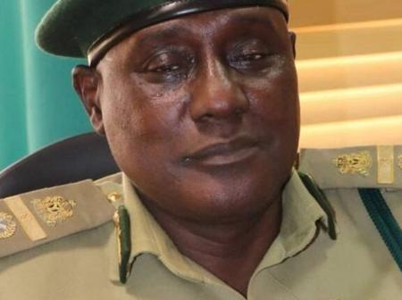 Haliru Nababa: The Man Who Will Be In Charge Of Nigeria Prisoners And Prisons