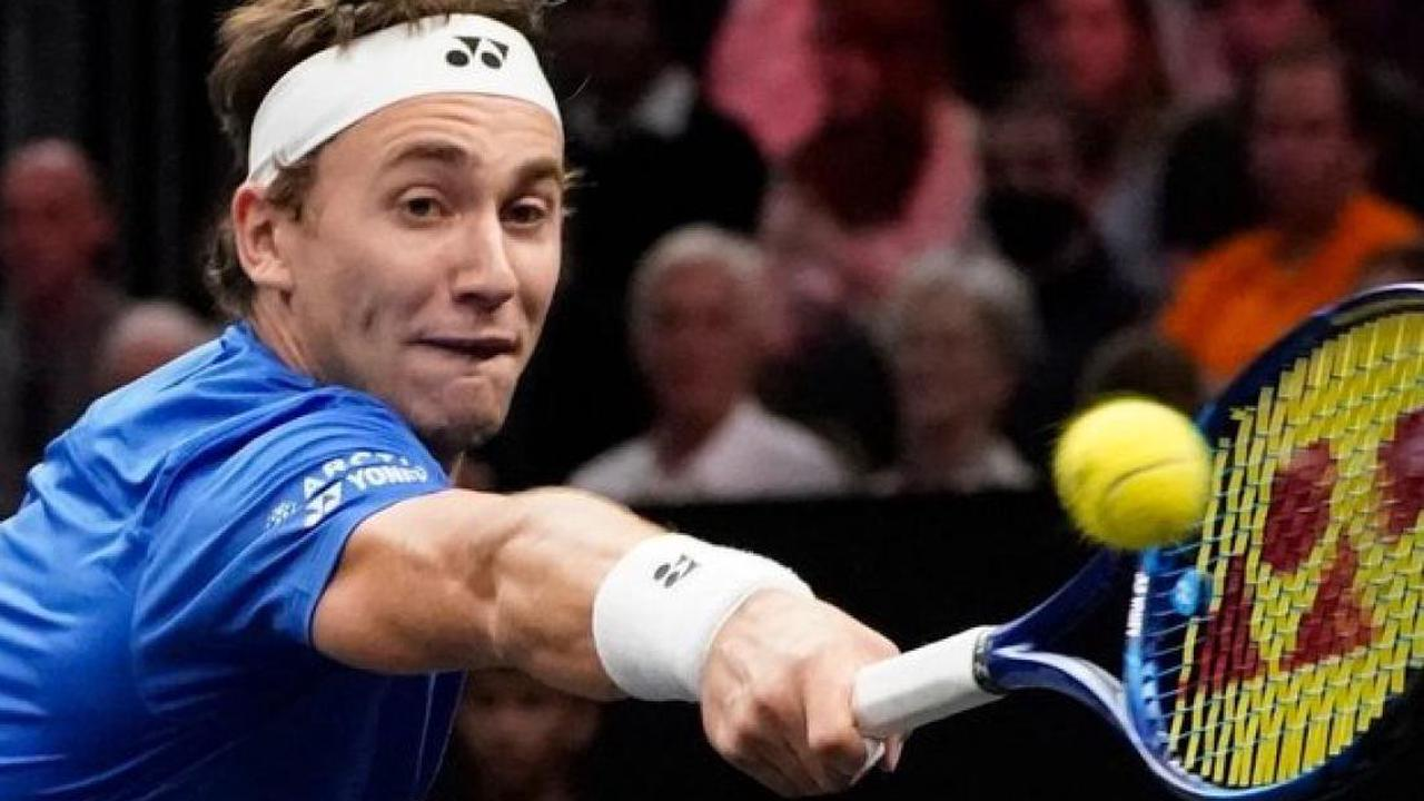 Tennis: Laver Cup: Europas Tennisspieler führen 2:0 gegen Team Welt
