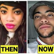 Meet Sade Adu's 24 Year Old Daughter Who Surgically Transformed Herself Into A Man