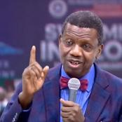 No matter how anointed you are or prayerful you are you can never do this one thing- Adeboye