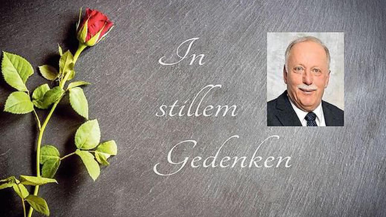 Nachruf: Hauptschuldirektor Edwin Bader ist unerwartet verstorben