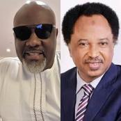 After Dino Says 9th Congress Is Foolish With Economic And Political Space, See Shehu Sani's Answer