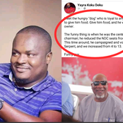 Give Him Food And He'll Forget The Owner - Yayra Koku Blasts Allotey Jacobs For Degrading Mahama