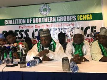 See The Plan Of Northern Group Leaders To Other Nationalities In North That Led To Their Arrest.