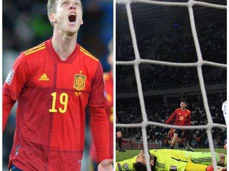 After Spain's World Cup Qualifiers Victory, See Top Moments Of The Match That Got People Talking