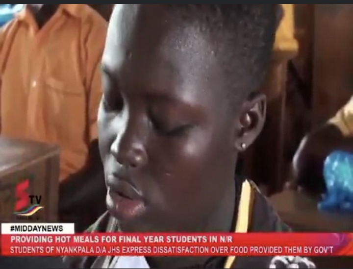 """9d4cbc100f22c57e2d2a5a224c8e4465?quality=uhq&resize=720 - """"Half a loaf is better than none"""" Ghanaians descend on the JHS girl who complained about the one Banku"""