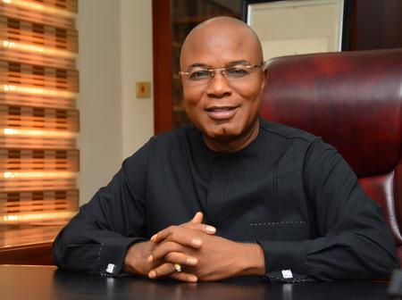 Anambra Achiever Of the week: Sir (Dr.) Dan Chukwudozie.